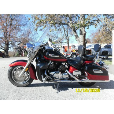 2005 Yamaha Royal Star Tour Deluxe $4,400.00