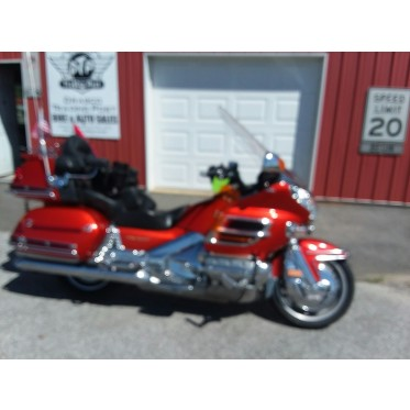 2003 Honda Goldwing $6,000.00