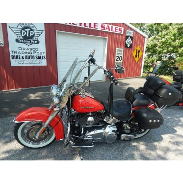 2012 H-D Softail Deluxe $10,999.00