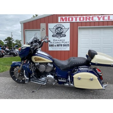 2015 Indian Chieftain Limited $15,000.00