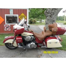 2015 Indian Road Master $17,900.00
