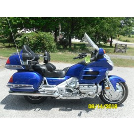 2005 Honda Goldwing $8,250.00