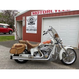 2002 Indian Scout 107 ci $10,000.00
