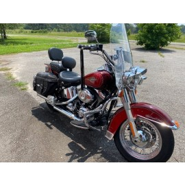 2008 H-D Heritage Softail $9,750.00